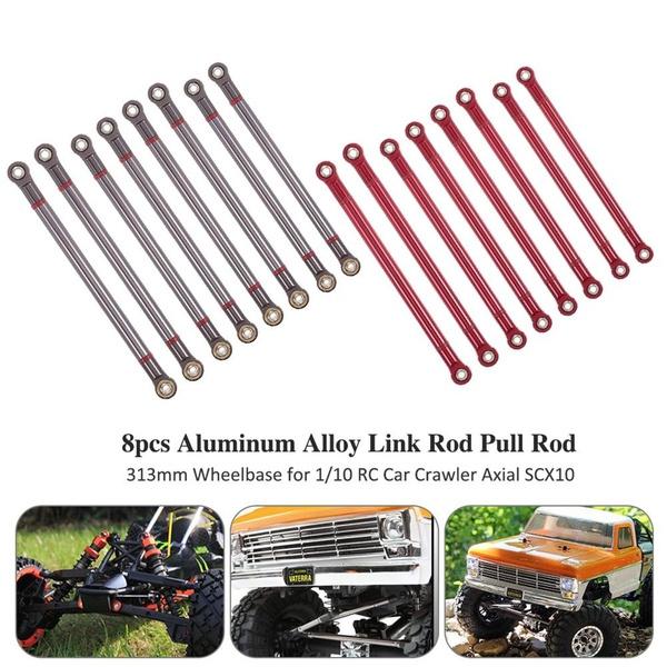 rccrawlerpullrod, Aluminum, Metal, Kit