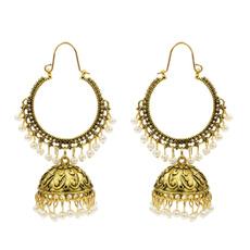 ethnicearring, bohemia, Jewelry, Bell