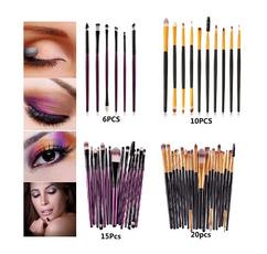makeupbrushesamptool, Cosmetic Brush, Wool, Gel
