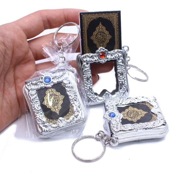 Mini, islamickeychain, Fashion Accessory, qurankeychain
