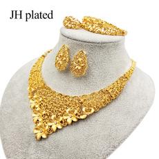 Fashion, Jewelry, womenampgirlsampampampampladiesjewelryset, gold