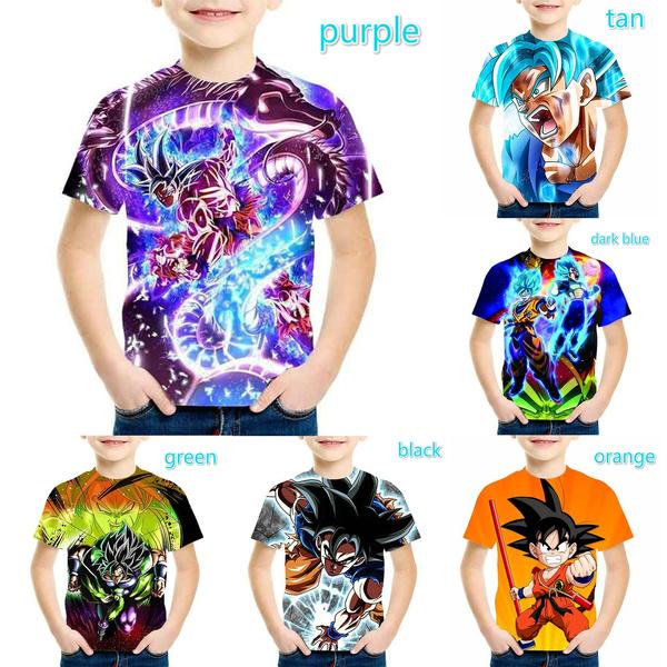 Fashion, dragonballkidsshirt, Shirt, Dragon Ball Z
