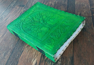 Diary, Tree, Celtic, lover gifts