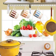 Home & Kitchen, Kitchen & Dining, Kitchen, Wall Design Stickers