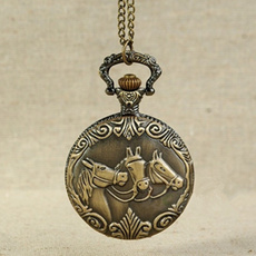 Pocket, horse, quartz, Jewelry