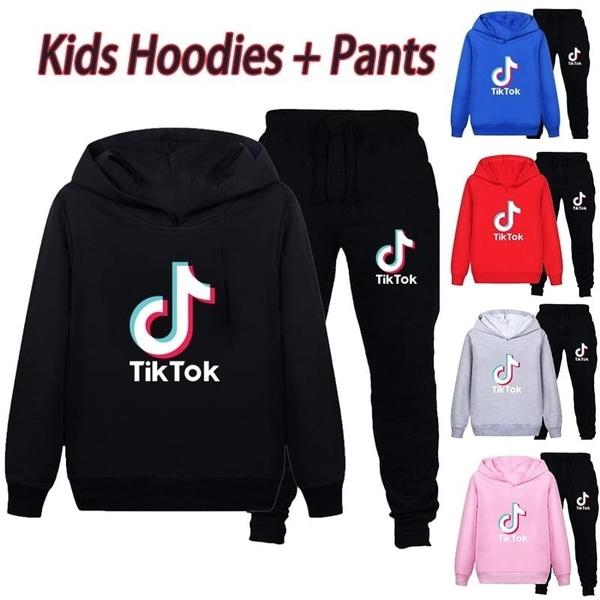 kidshoodieset, Fashion, printed, Sweatshirts