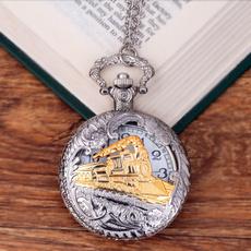 Pocket Watches, quartz, Pocket, Jewelery & Watches