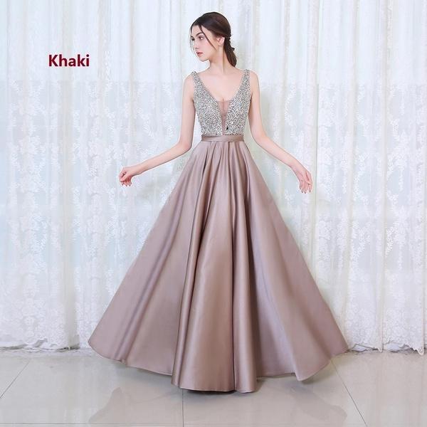 sequin dress, promgown, Evening Dress, Dress