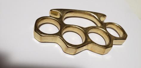 Brass, knuckleduster, brassknuckle