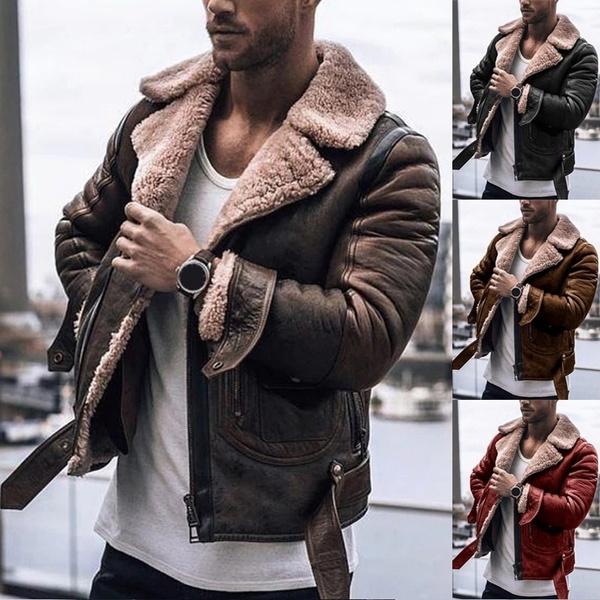 motorcyclecoat, Jacket, Fashion, fur