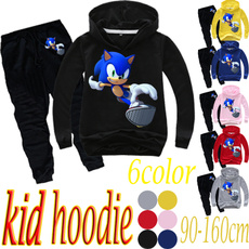 kidshoodie, kidclothing, sonic, Children