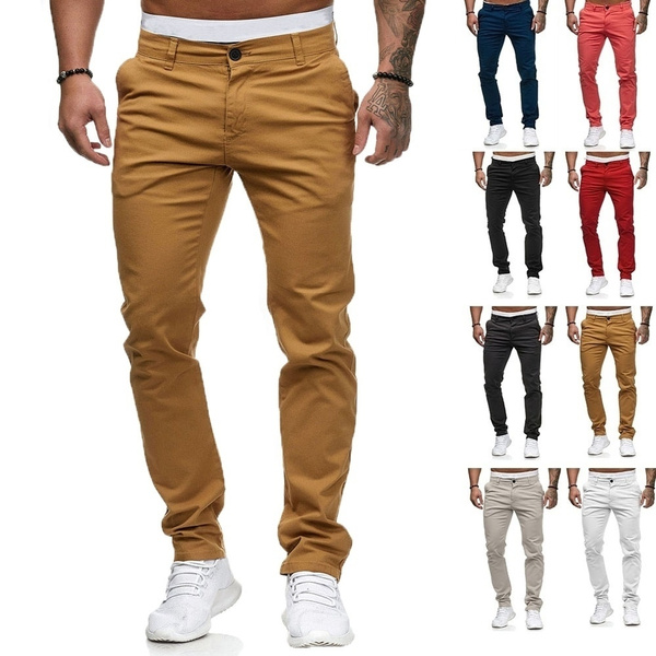 Work, men trousers, Casual pants, pants