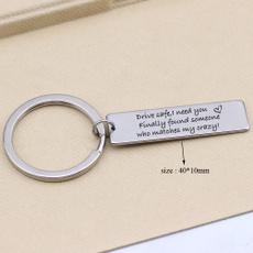 Steel, Fashion, Key Chain, boyfriendgift