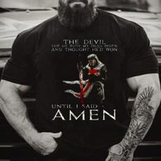 deviltshirt, devils, Man Shirts, Shirt