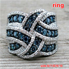 Sterling, Fashion, Jewelry, Engagement