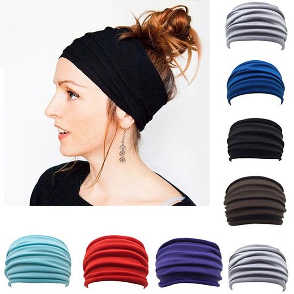 elasticheadband, sportshairband, Wool, Yoga