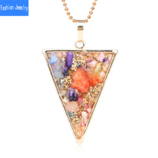 goldplated, Triangles, Jewelry, Gifts