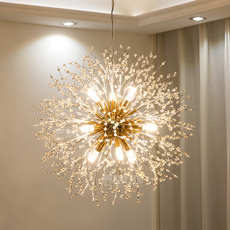 led, Home Decor, dandelionchandelier, decoration