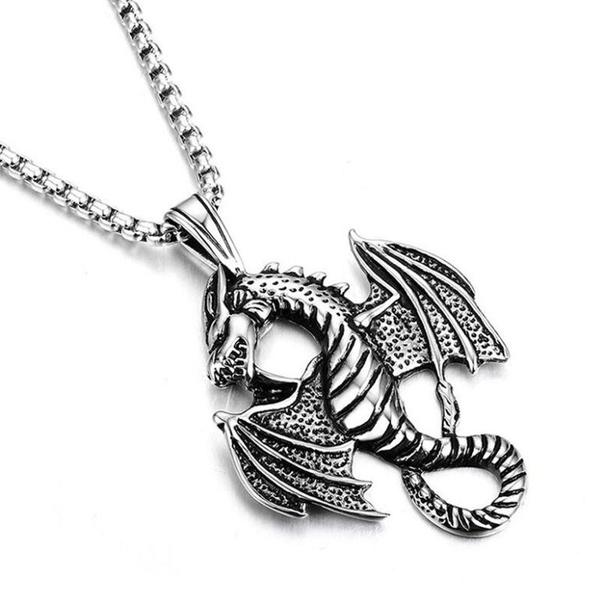 Steel, Fashion, punk necklace, Jewelry