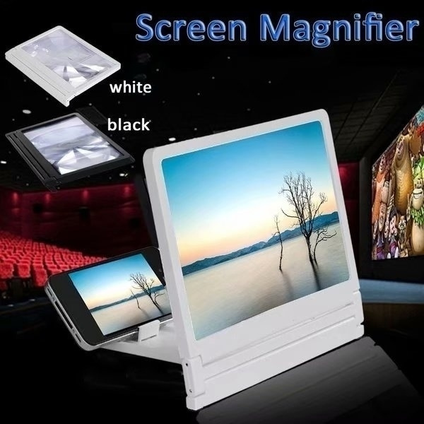 eye, Mobile, Screen, Amplifier