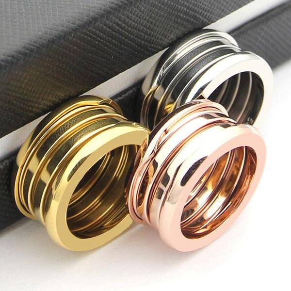 Steel, annulu, Fashion, Jewelry
