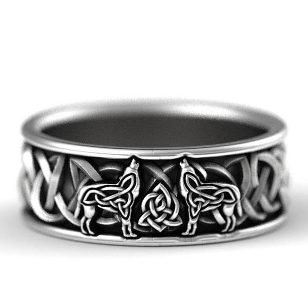 Sterling, Celtic, Men, Jewelry