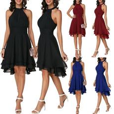 tunicdresse, Sleeveless dress, black, dressesforwomen