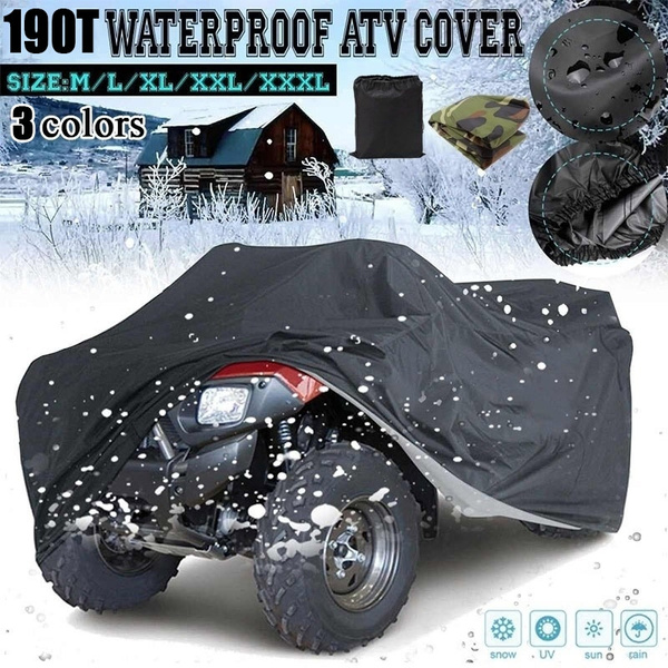 Storage, atvpart, Cover, Scooter