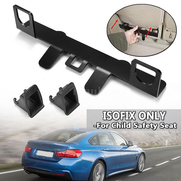Carrfan Universal Car Child Seat Restraint Anchor Mounting Kit for ISOFIX Seat Belt Connector