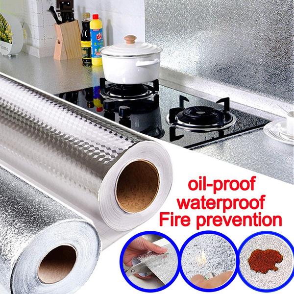 kitchendustproofsticker, kitchendustproofpaper, Kitchen & Dining, kitchenoilproofsticker
