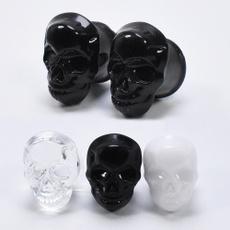 halloweenearring, earexpanderplug, earpiercingjewelry, Jewelry