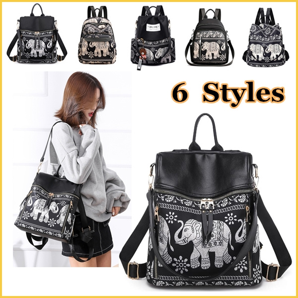 Shoulder Bags, Fashion, multifunctionalbag, Nylon