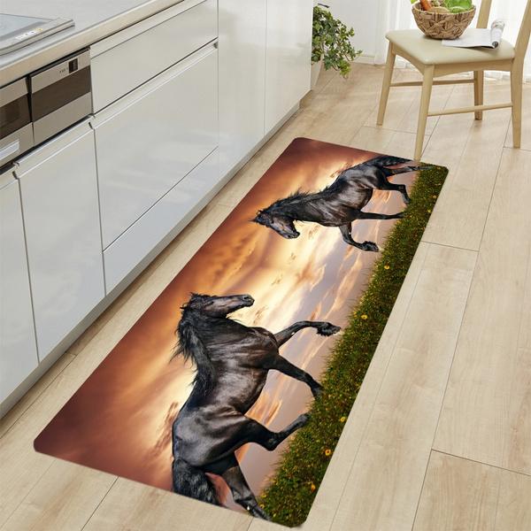 Kitchen, horse, Design, Bathroom