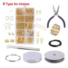 Necklace, diyjewelry, cricutsupplie, beadsilver
