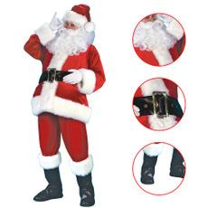 santaclaussuit, Cosplay, Christmas, santaclauscostume