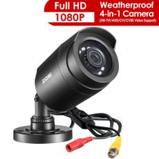Waterproof, 20megapixelipcamera, 4ln1tvicviahdcvb, hdmicamera