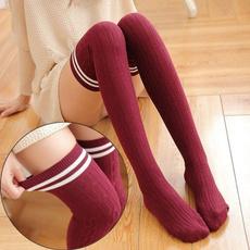Fashion, warmstocking, overkneesock, Socks