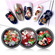 nail decoration, nailornament, Christmas, Beauty