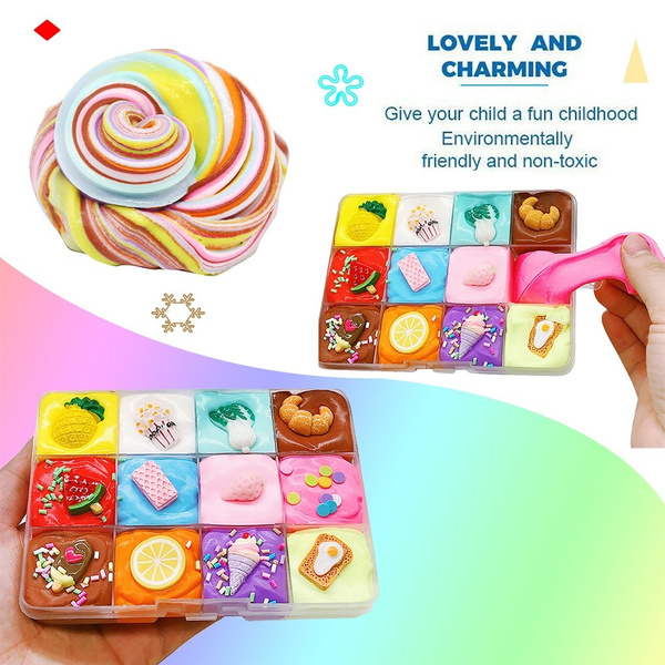 Toy, childrenmud, Food, cottoncandy