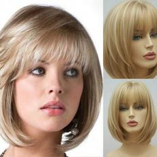 wig, straightwig, heatresistantwig, wigsforwomen