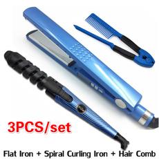 Hair Curlers, flathair, infraredhairstraightener, Makeup