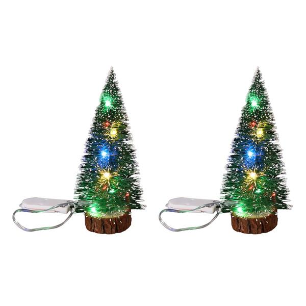 Mini, led, Christmas, Tree