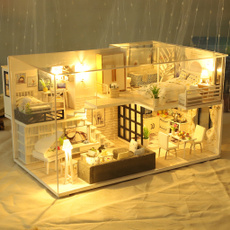 Toy, barbiehouse, diydollhouse, Home & Living
