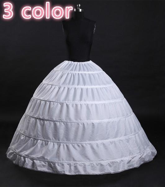 6hooppetticoat, 6hoopcrinoline, gowns, hooppetticoat