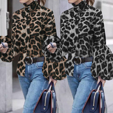 Plus Size, leopard print, blusasfeminina, Plus size top