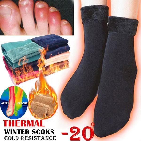 wintersock, Fleece, Cotton Socks, wintersockswomen