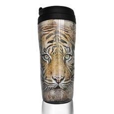 Tiger, Coffee, Cup, Tea