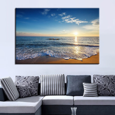 beachposter, art, Posters, fashiondecoration