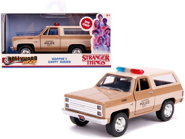 diecast, Chevrolet, Toy, Blazer