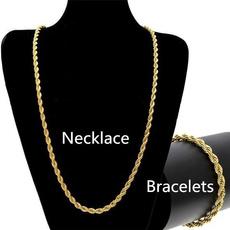 Bracelet, Chain Necklace, Men, punk necklace